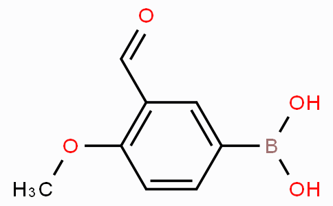 3-Formyl-4-methoxyphenylboronic acid