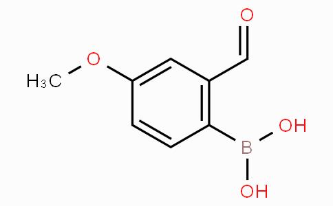 4-Methoxy-2-formylphenylboronic acid