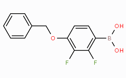 4-Benzyloxy-2,3-difluorobenzeneboronic acid