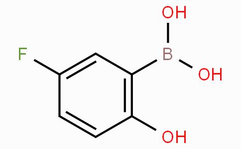 5-Fluoro-2-hydroxybenzeneboronic acid