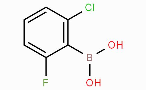 2-Chloro-6-fluorobenzeneboronic acid