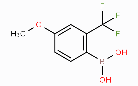4-Methoxy-2-(trifluoromethyl)phenylboronic acid