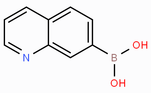 Quinoline-7-boronic acid