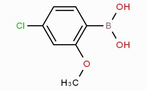 4-Chloro-2-methoxyphenylboronic acid