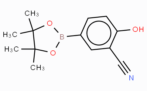 3-Cyano-4-bydroxy-boronic acid pinacol ester