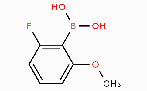 2-Fluoro-6-methoxyphenylboronic acid