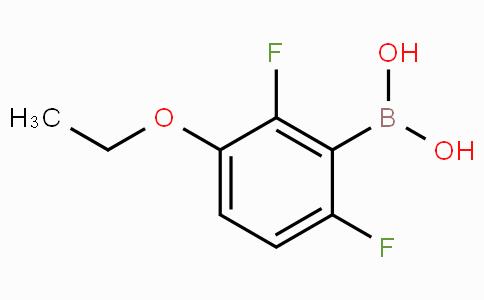 2,6-Difluoro-3-ethoxybenzeneboronic acid