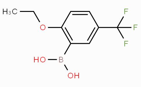 2-Ethoxy-5-trifluoromethylphenylboronic acid