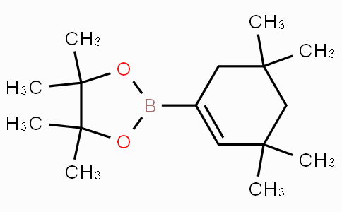 4,4,5,5-Tetramethyl-2-(3,3,5,5-tetramethyl-1-cyclohexen-1-yl)-1,3,2-dioxaborolane