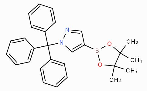 1-Trityl-1H-pyrazole-4-boronic acid pinacol ester