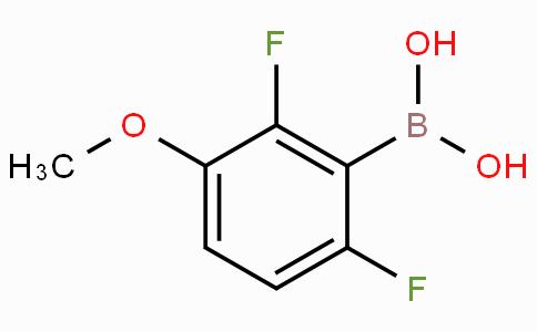 2,6-Difluoro-3-methoxybenzeneboronic acid