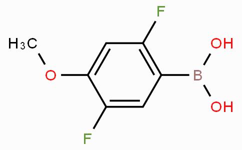 2.5-二氟-4-甲氧基苯硼酸