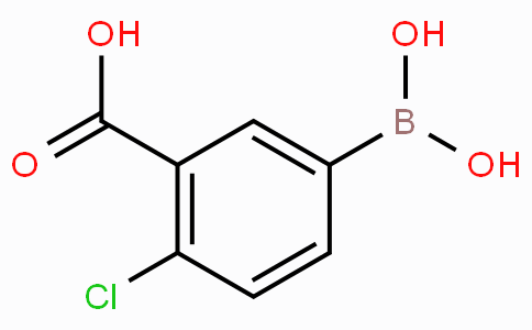 3-Carboxy-4-chlorobenzeneboronic acid