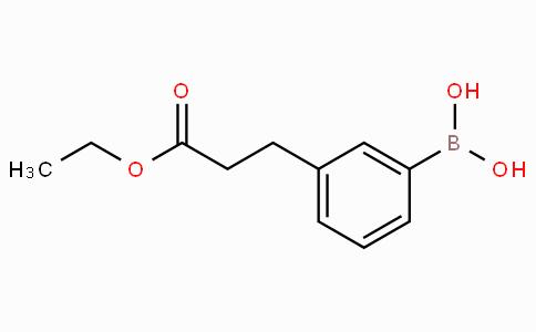 3-[2-(Ethoxycarbonyl)ethyl]benzeneboronic acid