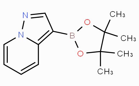 Pyrazolo[1,5-a]pyridin-3-yl-boronic acid pinacol ester