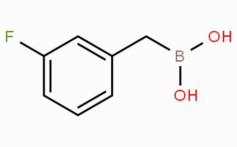 3-Fluorobenzylboronic acid