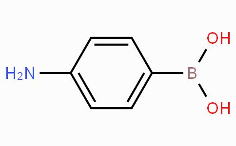 4-Aminophenylboronic acid