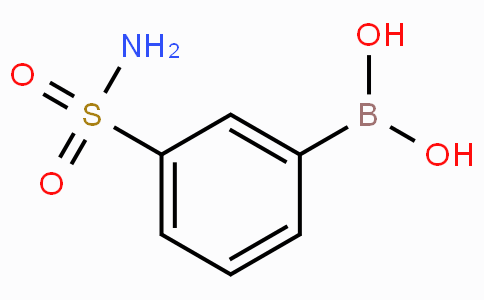 3-Sulfamoylphenylboronic acid