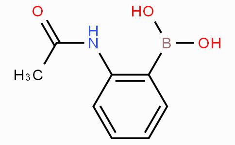 2-乙酰胺基苯硼酸