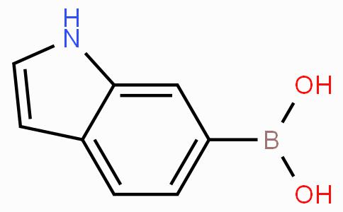 吲哚-6-硼酸