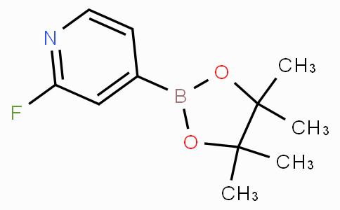 2-氟吡啶-4-硼酸频哪酯