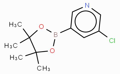 5-Chloropyridine-3-boronic acid pinacol este