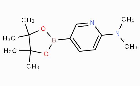 6-Dimethylaminopyridine-3-boronic acid pinacol ester