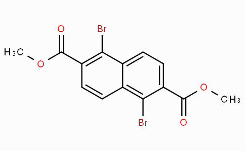 1,5-二溴-2,6-萘二甲酸二甲酯
