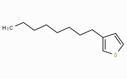 3-正辛基噻吩