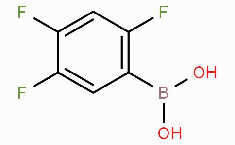 2,4,5-Trifluorophenylboronic acid