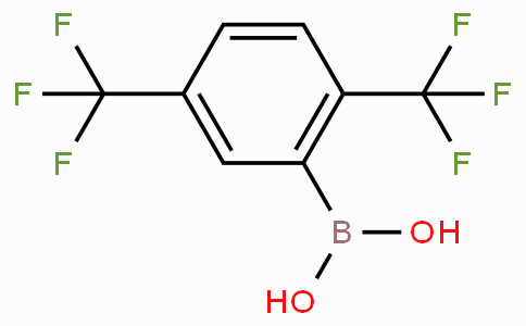 2,5-Bis(trifluoromethyl)benzeneboronic acid