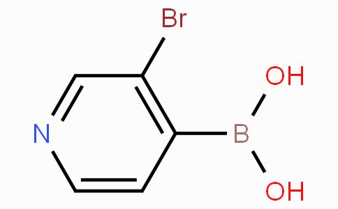 3-Bromo-4-pyridineboronic acid