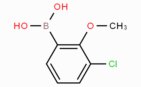 3-Chloro-2-methoxyphenylboronic acid