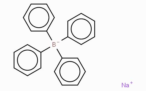Sodium tetraphenylborate;Sodium tetraphenylboron;Tetraphenylboron sodium