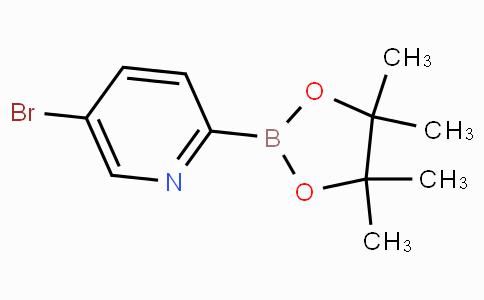5-Bromo-2-(4,4,5,5-tetramethyl-[1,3,2]dioxaborolan-2-yl)- pyridine