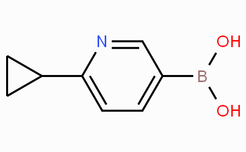 6-Cyclopropylpyridine-3-boronic acid