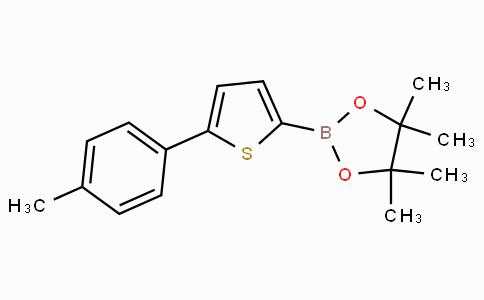 4,4,5,5-Tetramethyl-2-(5-p-tolyl-thiophen-2-yl)-[1,3,2] dioxaborolane