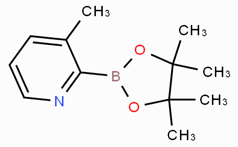 3-Methylpyridine-2-boronic acid pinacol ester