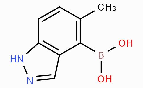 5-Methyl-1H-indazole-4-boronic acid
