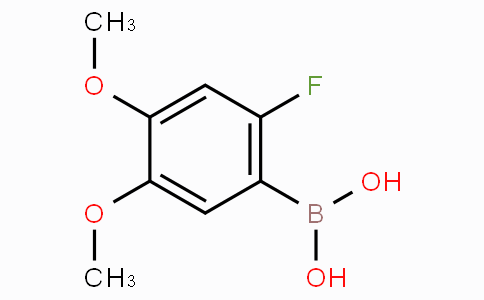 2-Fluoro-4,5-dimethoxyphenylboronic acid