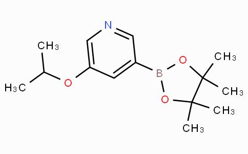5-Isopropoxypyridine-3-boronic acid pinacol ester