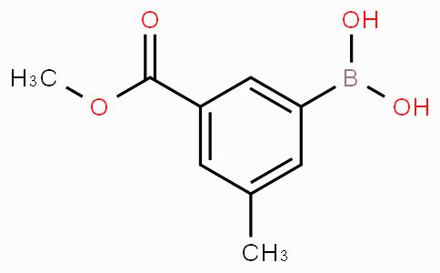 3-Methoxycarbonyl-5-methylphenylboronic acid