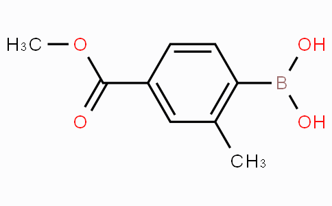4-(Methoxycarbonyl)-2-methylphenylboronic acid