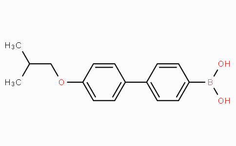 4-(4'-Isobutoxyphenyl)phenylboronic acid