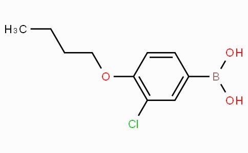 4-Butoxy-3-chlorophenylboronic acid