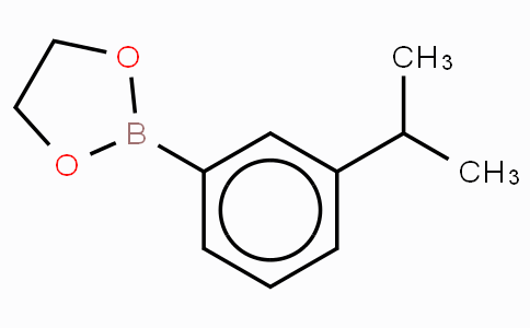3-Isopropylphenylboronic acid ethylene glycol ester