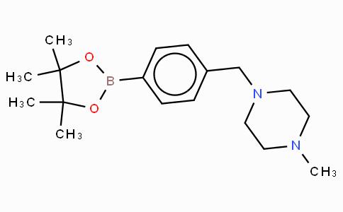 4-(4-Methylpiperazino)methylphenylboronic acid, pinacol ester