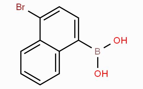 4-Bromo-1-naphthaleneboronic acid