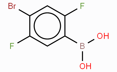4-Bromo-2,5-bifluorophenylboronic acid