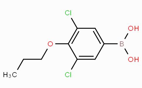 3,5-Dichloro-4-propoxyphenylboronic acid
